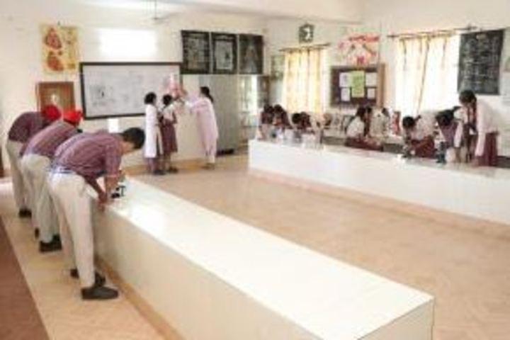 Jagan Nath Jain Dav Public School-Biology Lab