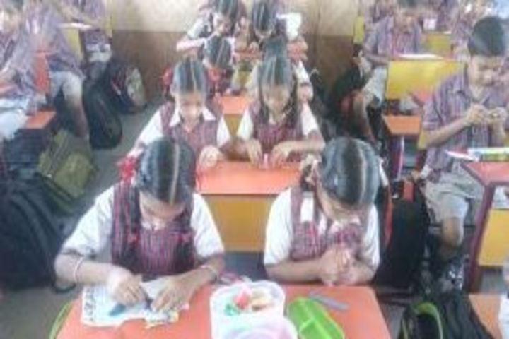Jagan Nath Jain Dav Public School-Classroom