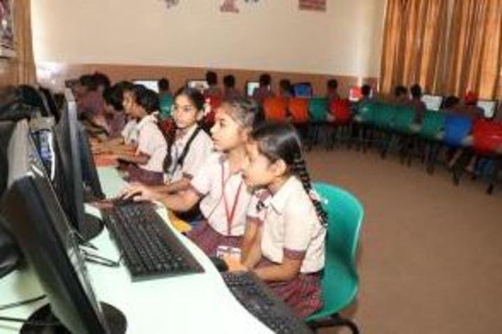 Jagan Nath Jain Dav Public School-Computer Lab
