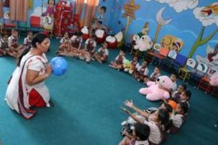 Jagan Nath Jain Dav Public School-Kindergarten
