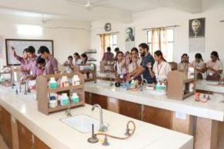 Jagan Nath Jain Dav Public School-Laboratory