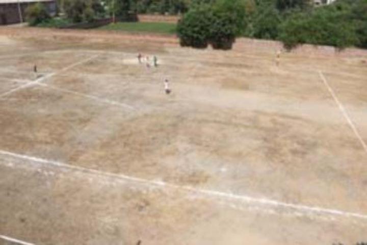 Jagan Nath Jain Dav Public School-Play Ground