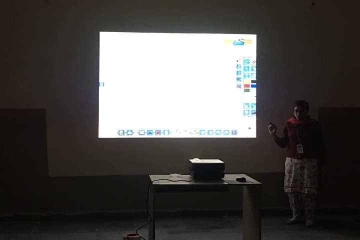 Jasper School-Digital Classroom