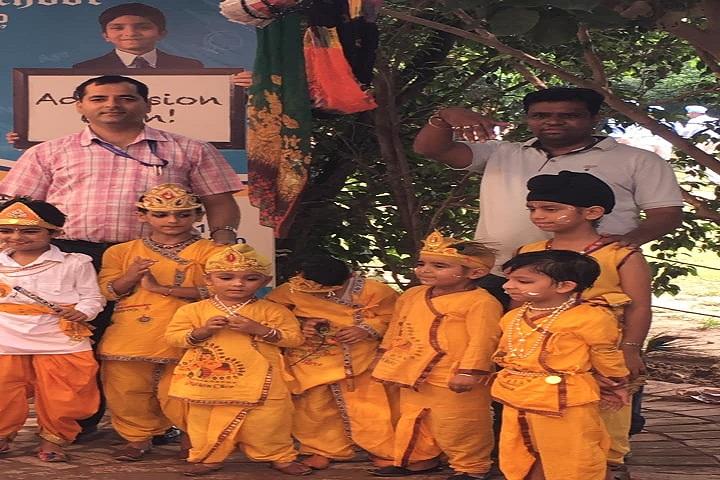 Jasper School-Janmastami Celebration