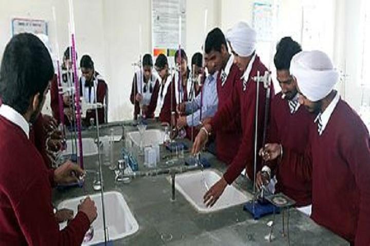 Jawahar Navodaya Vidyalaya-Chemistry Lab