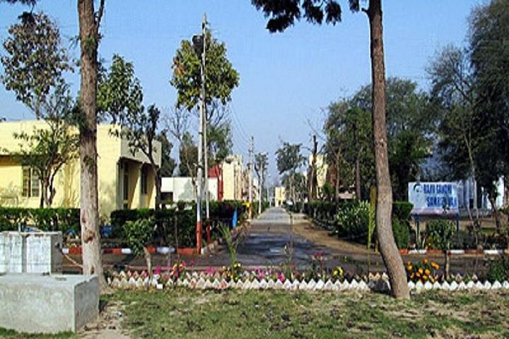 Jawahar Navodaya Vidyalaya-Academic Block