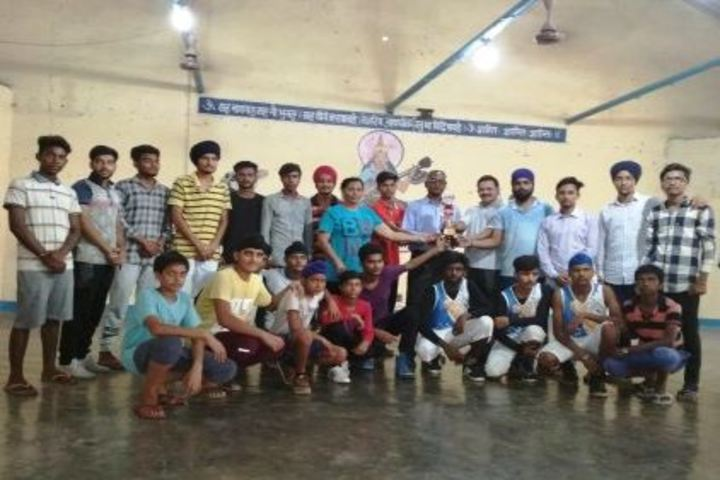 Jawahar Navodaya Vidyalaya-Sports Winners