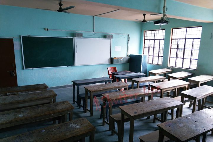 Indian Public School-Classroom