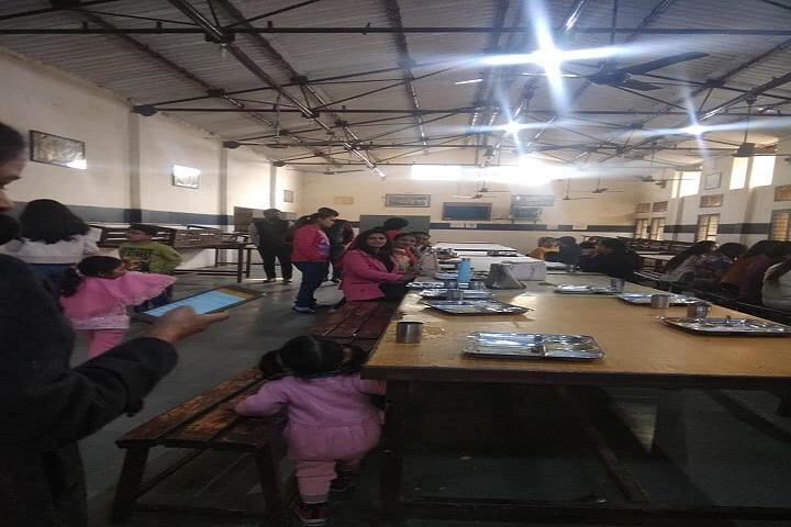 Jawahar Navodaya Vidyalaya-Mess Hall