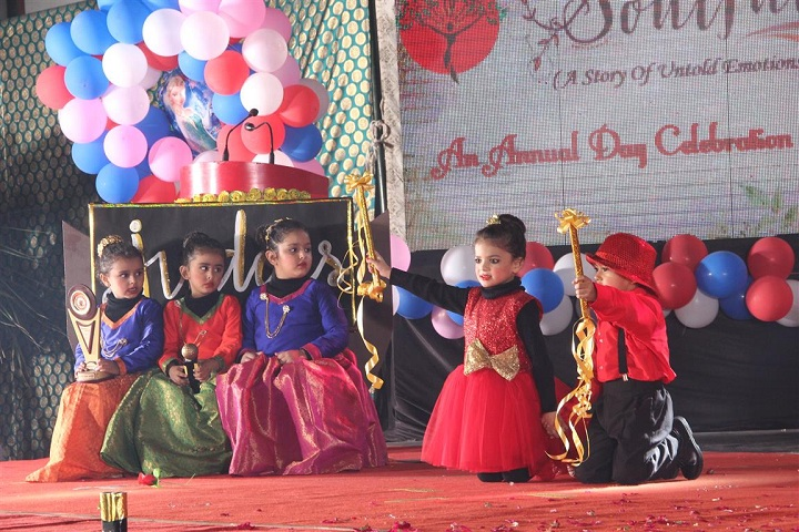 Jesus Sacred Heart School-Annual Day