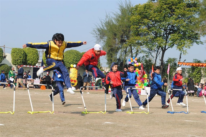 Jesus Sacred Heart School-Annual Sports Day