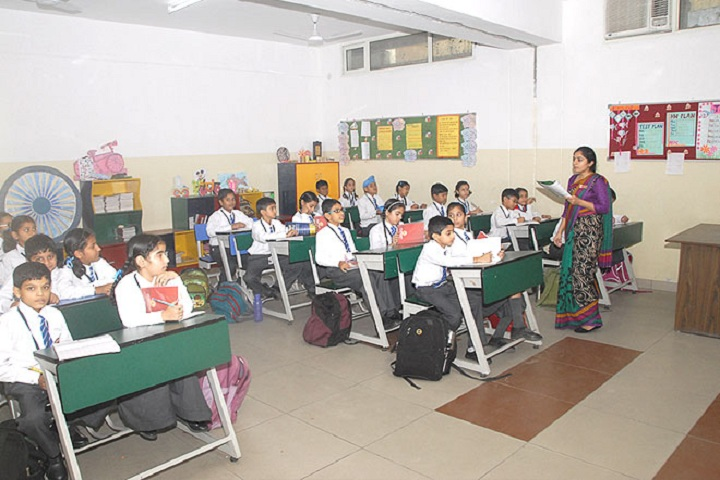 Jesus Sacred Heart School-Primary Class Room