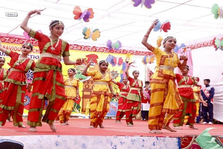 Jesus Saviours School-Cultural Dance