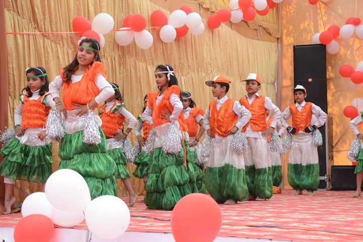 Jhamku Devi Girls School-Independence day