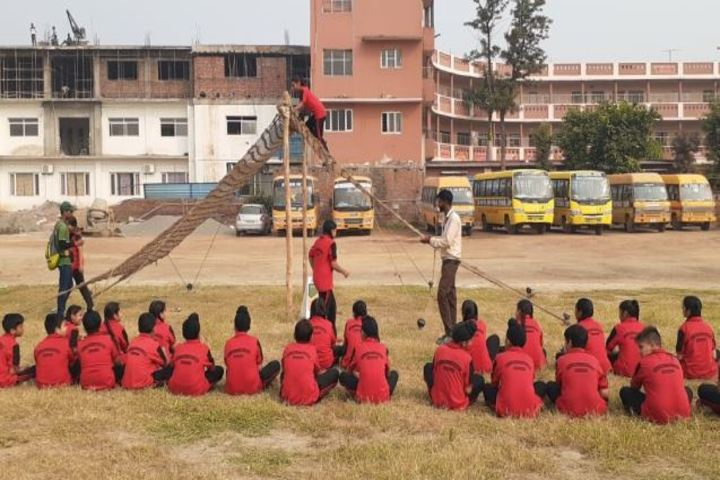 Jiya Lal Mittal DAV Public School-Camp