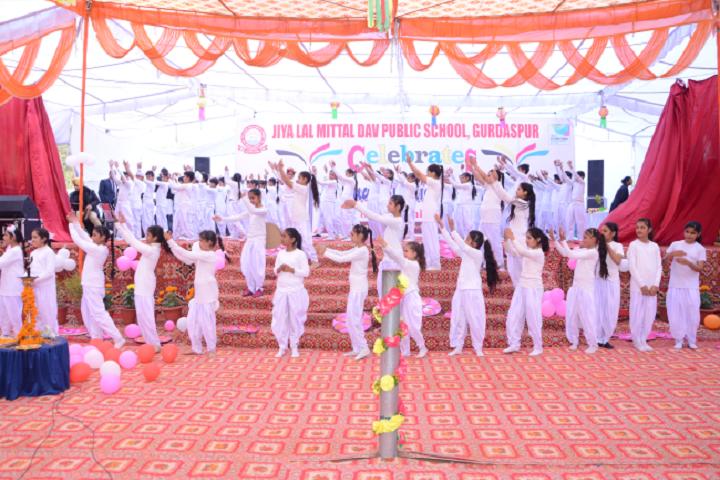 Jiya Lal Mittal DAV Public School-Annual Day