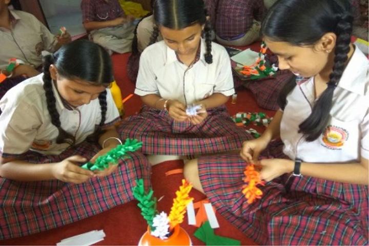 Jiya Lal Mittal DAV Public School-Activity
