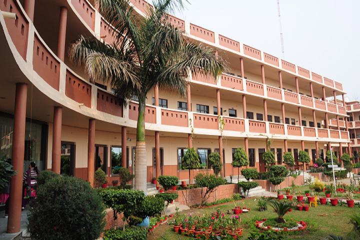 Jiya Lal Mittal DAV Public School-School Building