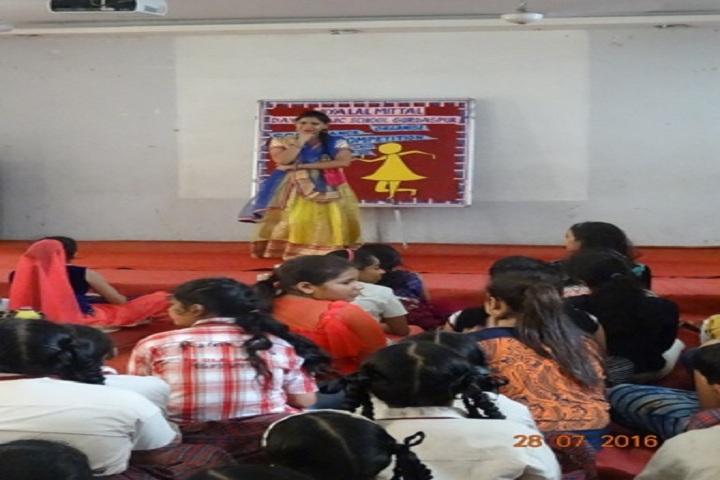 Jiya Lal Mittal DAV Public School-Cultural Program