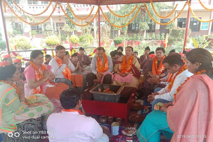 Jiya Lal Mittal DAV Public School-Spiritual Lab
