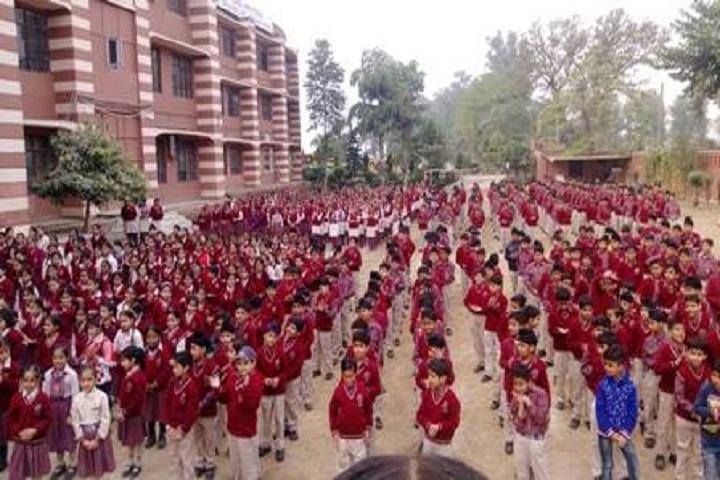 Jiya Lal Mittal DAV Public School-Assembly