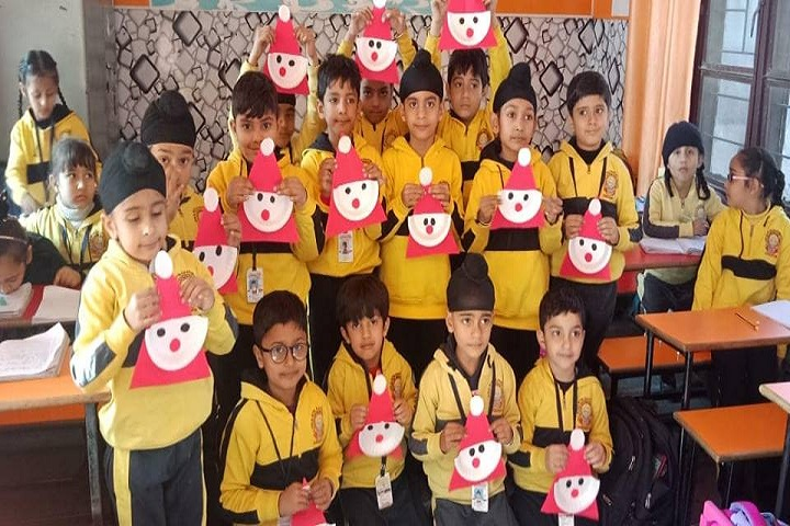 Jiya Lal Mittal DAV Public School-Christmas Celebration
