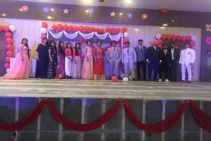 K L M International School-Farewell party