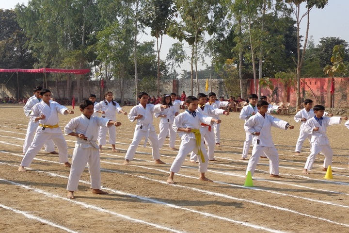 K L M International School-Karate Class