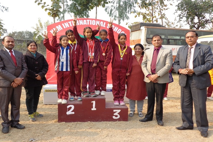 K L M International School-Sports Meet