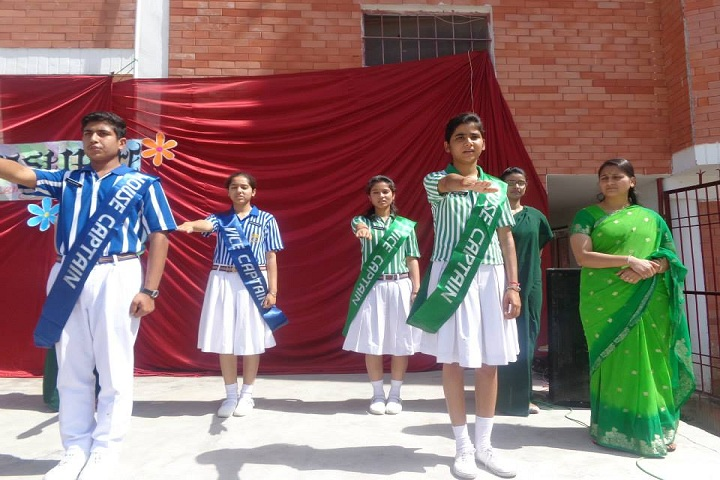 K L M International School-Investiture Ceremony
