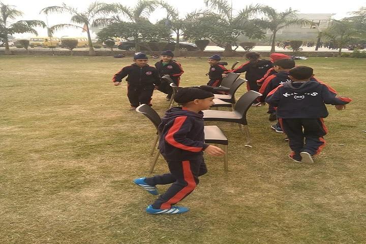 K D International School-Play Ground