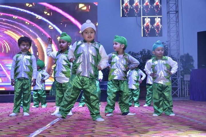 K D International School-Childrens Day