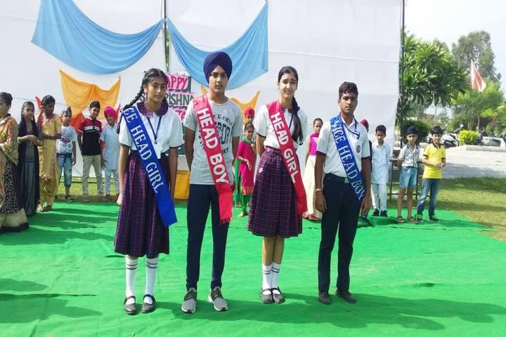 K D International SchoolInvestiture Ceremony
