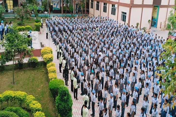 Kalgidhar International School-Assembly