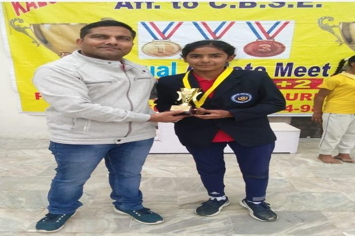 Kalgidhar International School-Awards