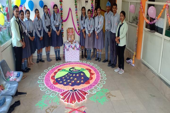 Kalgidhar International School-Festival Celebrations