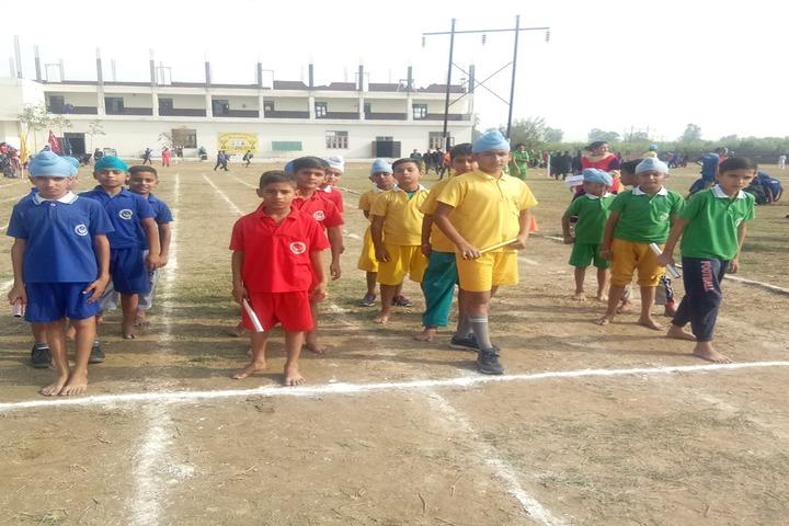 Kalgidhar International School-Sports