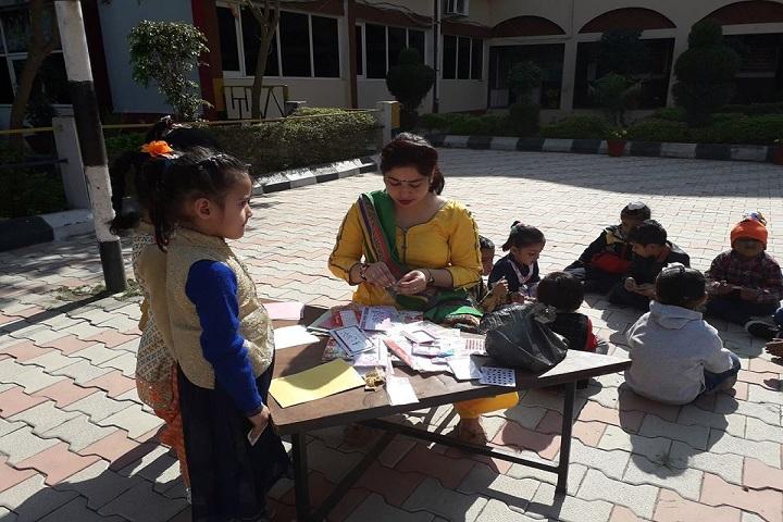 Kalgidhar International School-Activity