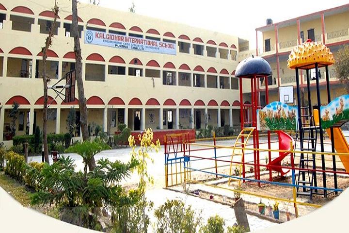 Kalgidhar International School-Campus view