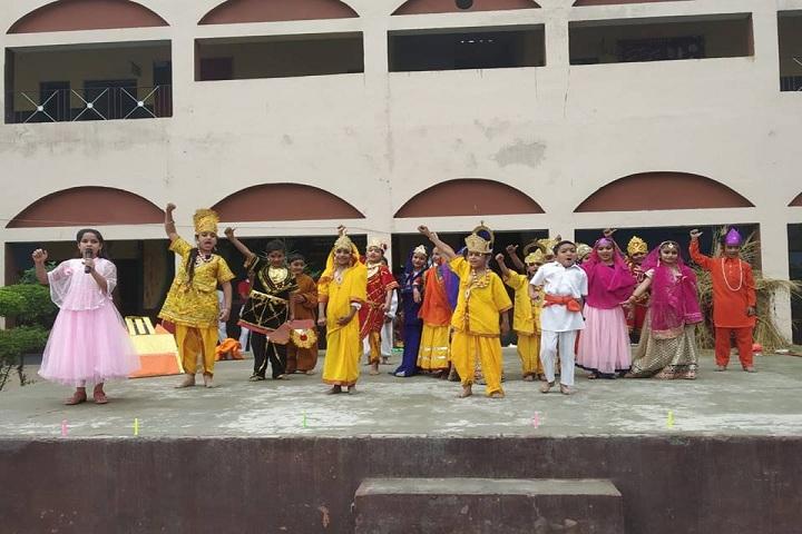 Kalgidhar International School-Cultural Program