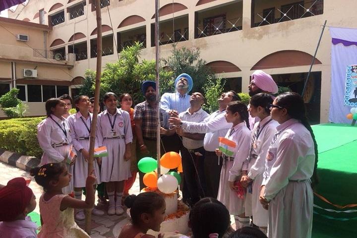 Kalgidhar International School-Independence Day Celebrations