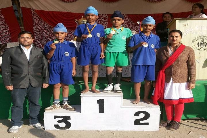 Kalgidhar International School-Sports Meet