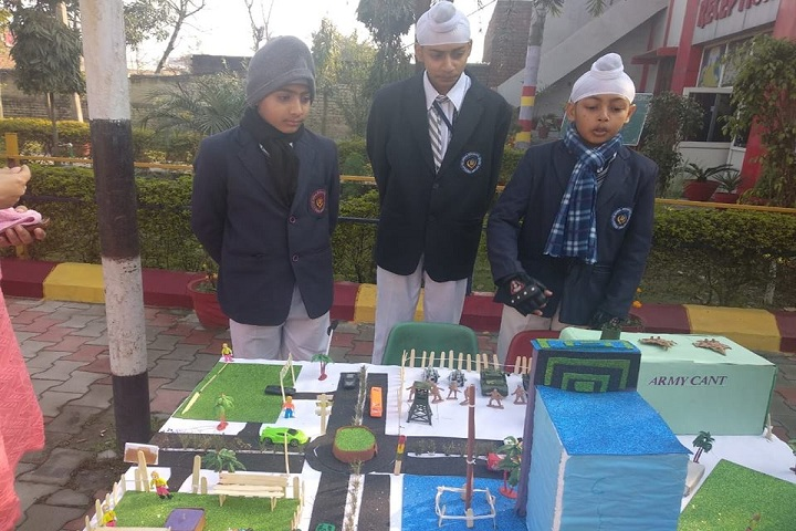 Kalgidhar International School-Student Project