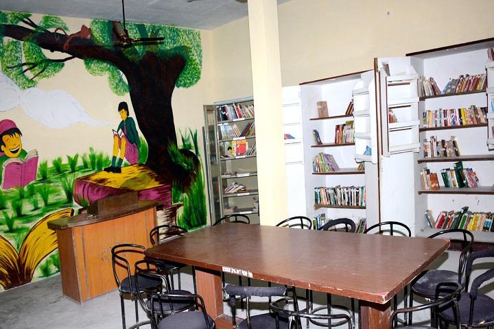 Kapila Model School-Library