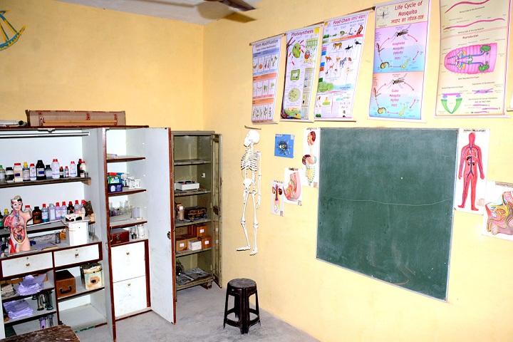 Kapila Model School-Science Lab