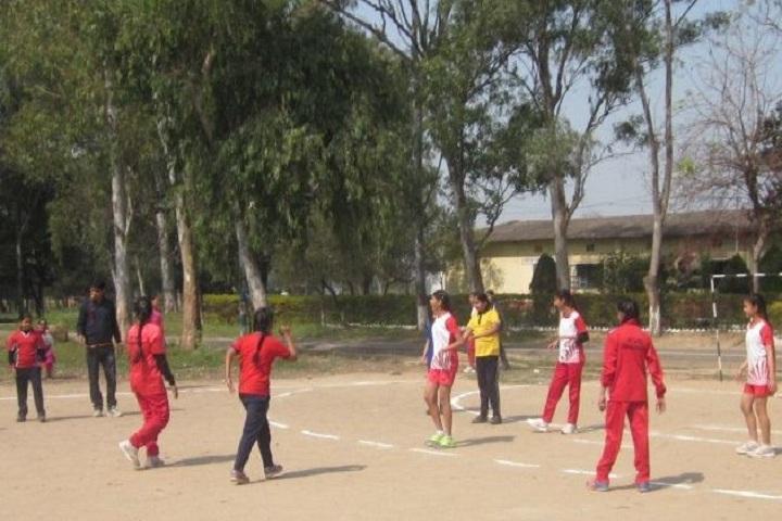 Kendriya Vidyalaya-Sports Day