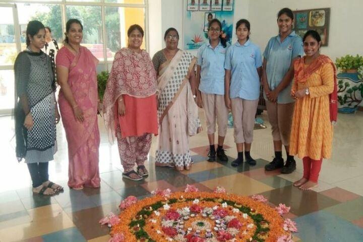 Ameya World School-Diwali Celebrations