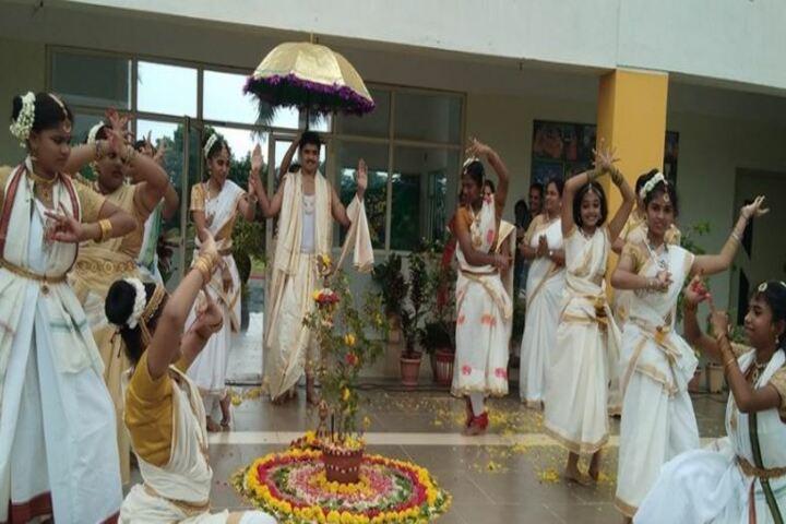 Ameya World School-Onam Celebrations