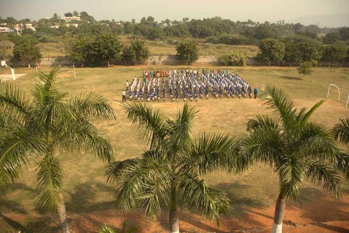 Ameya World School-Parade Ground