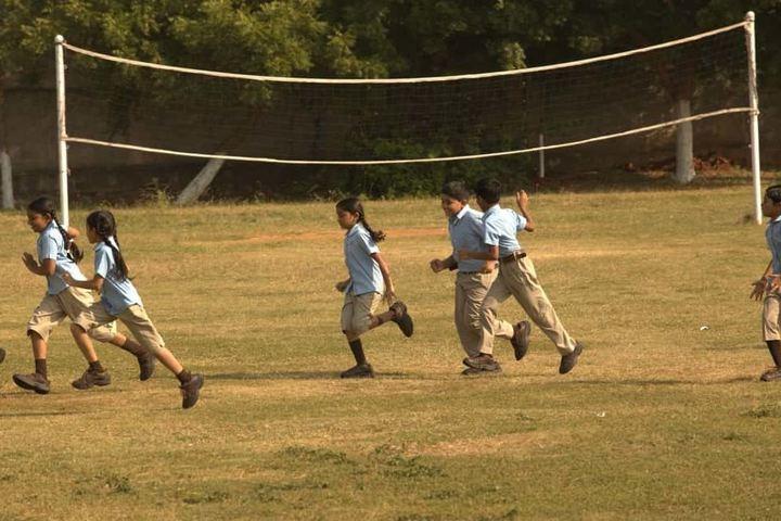 Ameya World School-Sports